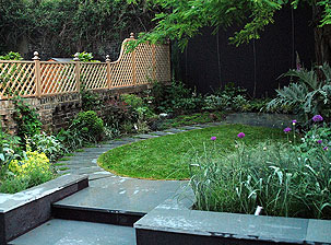 Beau Garden Designer U0026 Landscape Designers London | Contemporary Garden Designer  | Josh Ward Garden Design | London, UK