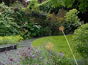 Garden Designer And Landscape Designers London   Contemporary Garden  Designer