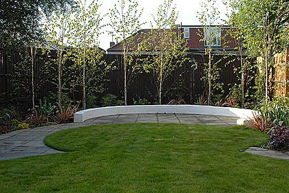 Contemporary Garden Design London Contemporary Garden